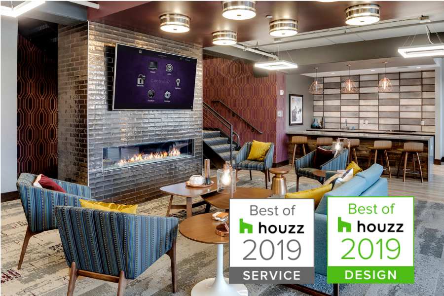 Lelch Audio Video Awarded Best Of Houzz 2019