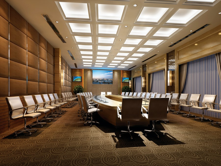 Design Your Conference Room for Productivity and Efficiency