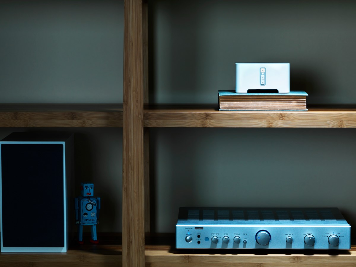 How You Can Use Sonos to Boost Your Home Stereo System