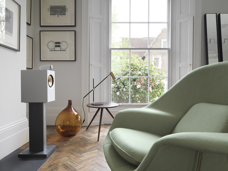 Lose Yourself to Aural Reverie with Bowers and Wilkins Speakers