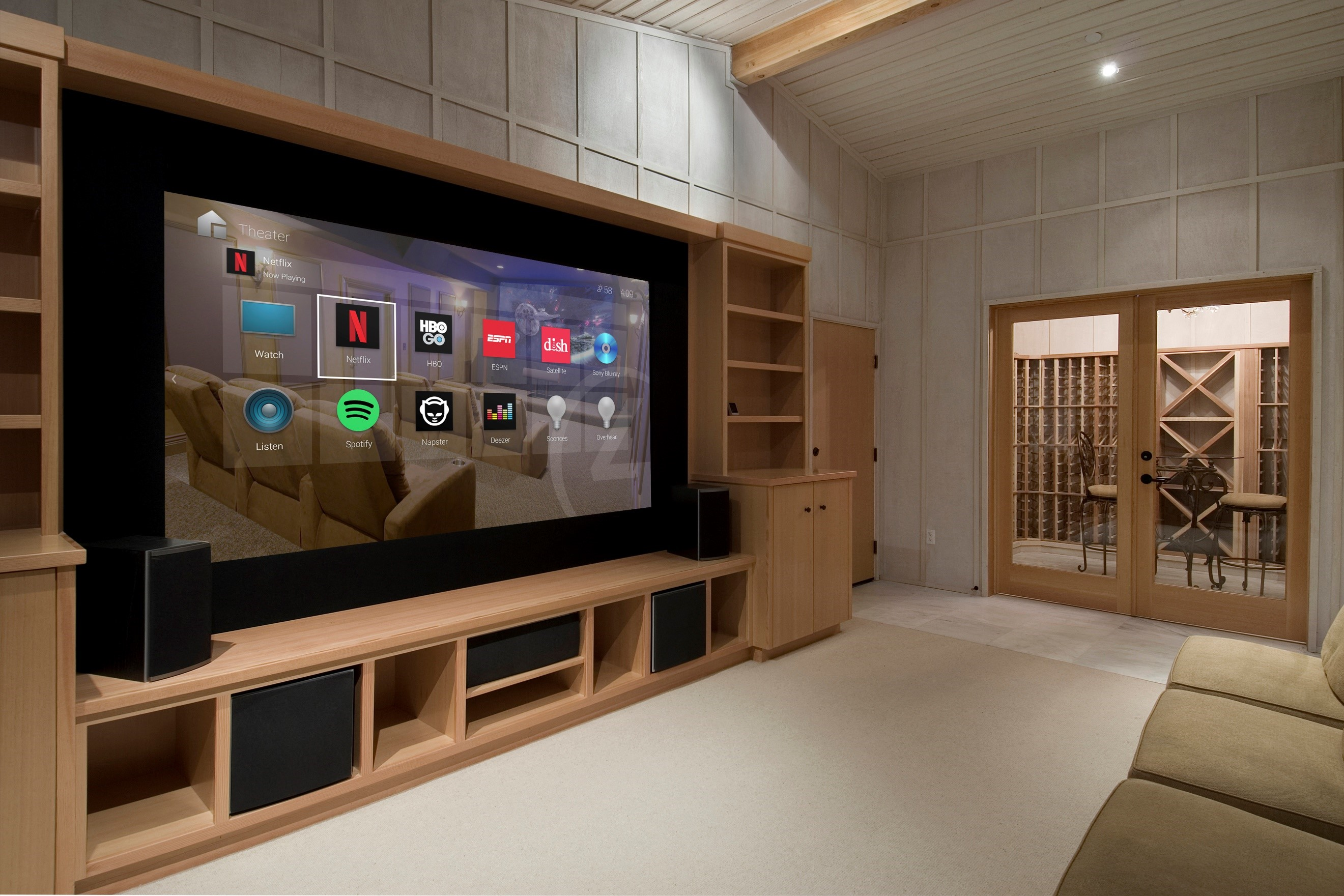 Set Up the Ultimate Smart Home Theater with a Professional Installation
